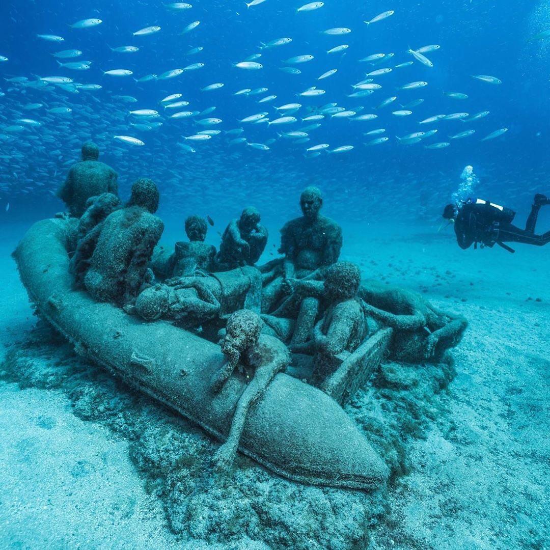 Undersea Installation
