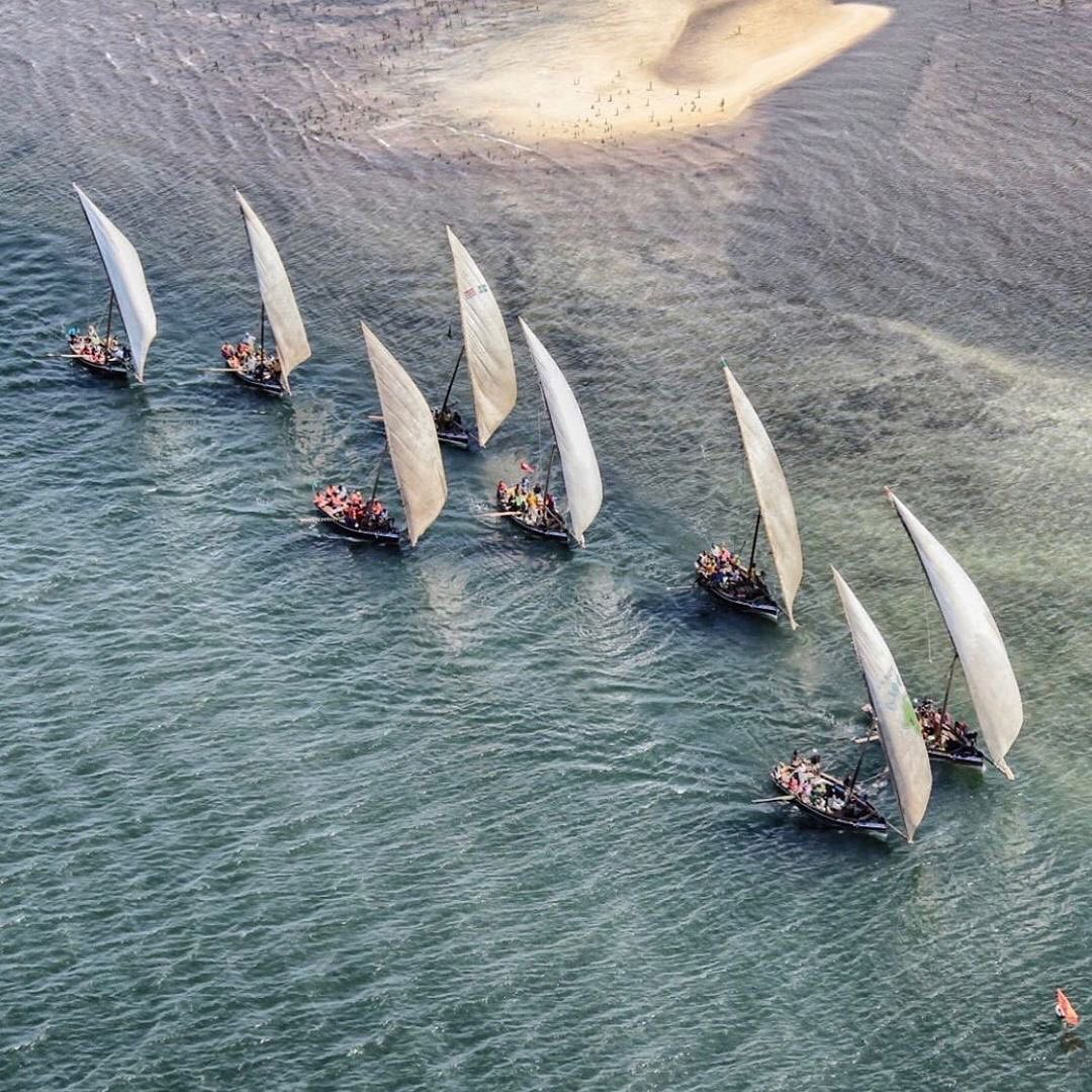 """The """"Dhow"""" Vessels"""