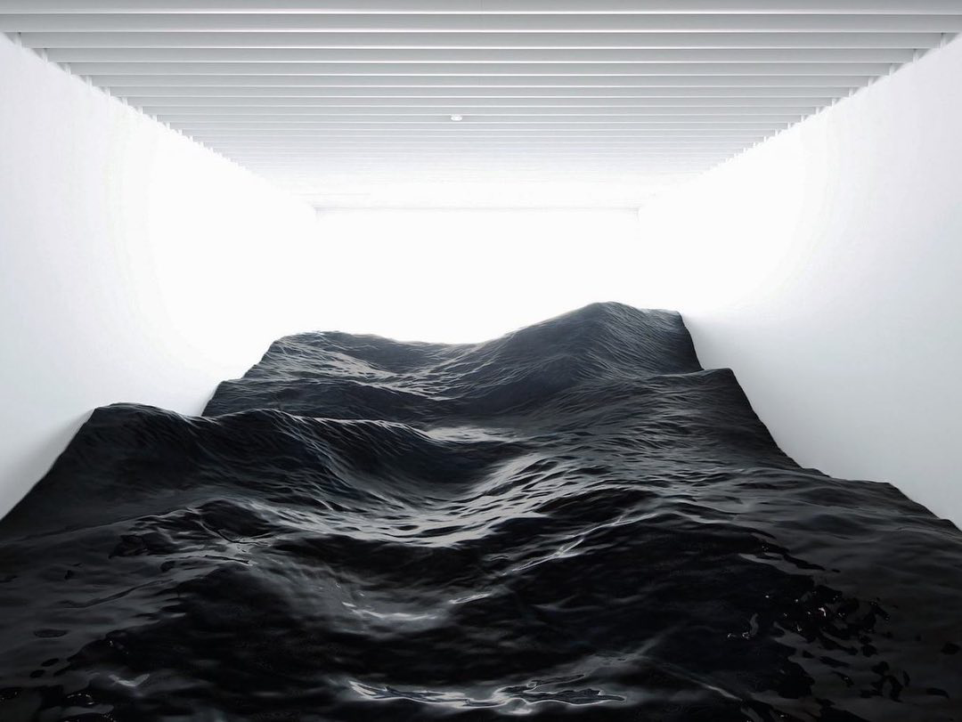 Representing Oceans: Art Installations