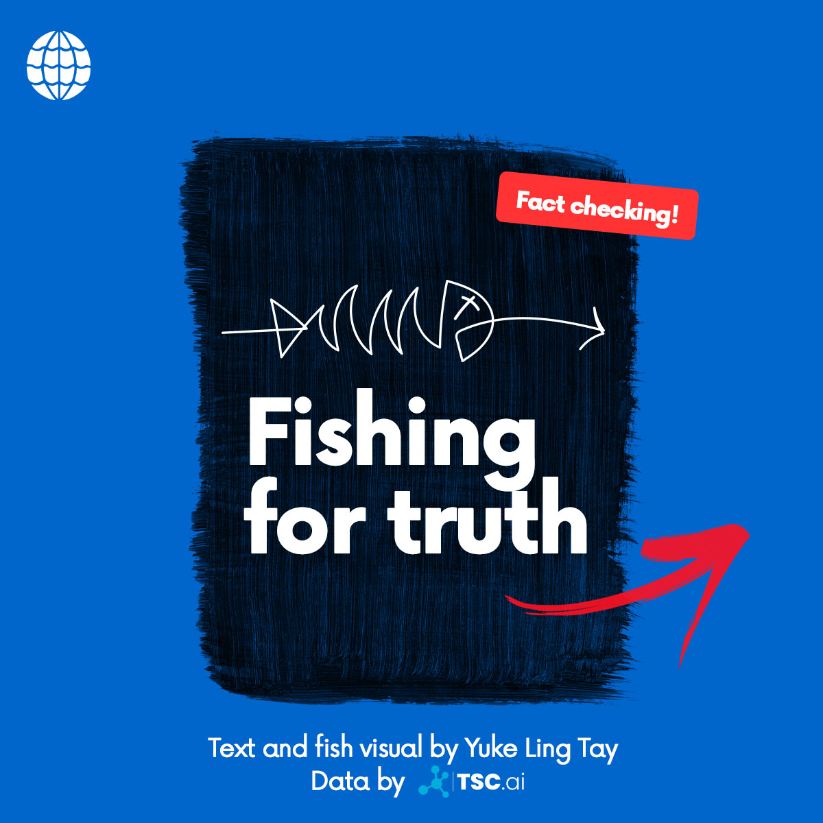 'Fishing for truth'