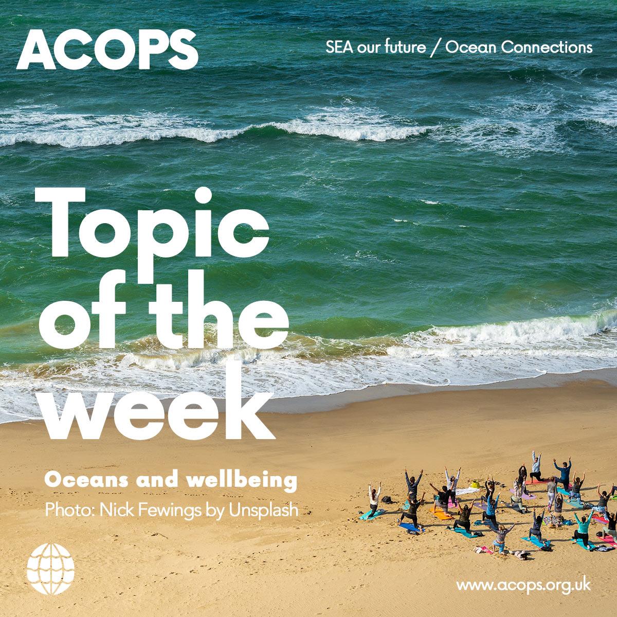 Oceans & wellbeing
