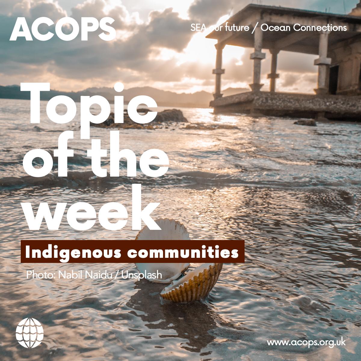 Indigenous communities